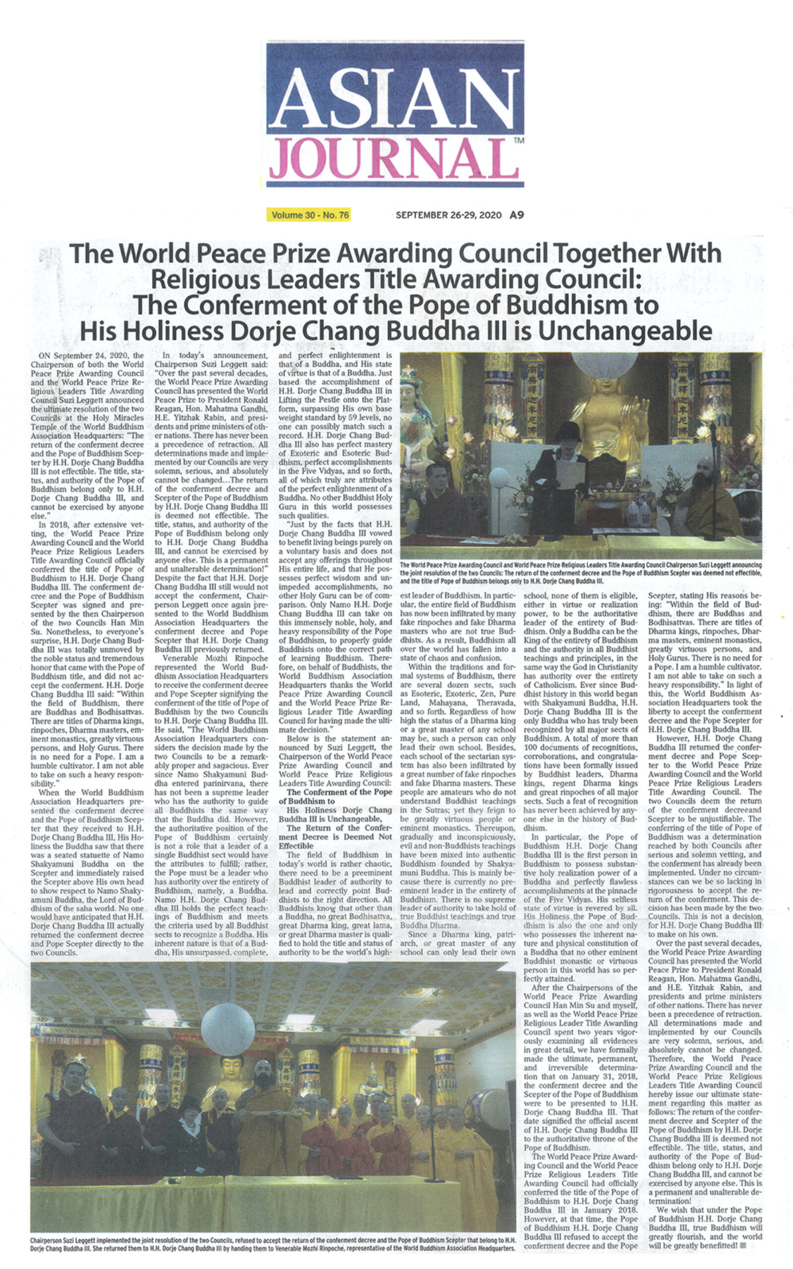 Asian-Journal_The-World-Peace-Prize-Awarding-Council-Together-with-Religious-Leaders-Title-Awarding_9-26-2020_ss-scaled