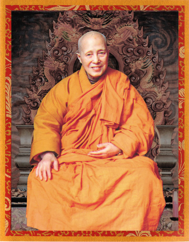 Disciple of H.H. Dorje Chang Buddha III – Venerable Dharma Teacher Qing Ding